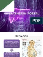 Seminario Hipertensión Portal y Sd. Budd-chiari