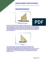 Barcos Tradicionais Portugueses