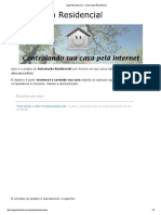 Engenheirando.com » Automação Residencial