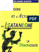 Algoud François-Marie Histoire Et Actualite Du Satanisme La Demoncratie L'antidote Chire 2002 Catholicisme Democratie Gauche Comme Crise Eglise.pdf