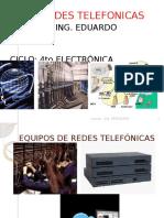 Redes Telefónicas Actual(1)