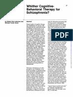 Schizophr Bull 1992 Liberman 27 35