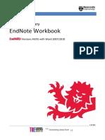 EndNote X5 Workbook v1
