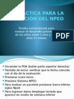 GUÍA PRÁCTICA PARA LA REALIZACIÓN DEL NPED.pptx