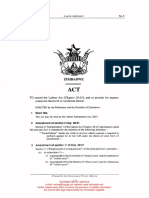 Labour Amendment Act, 2015