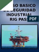 Curso Basico de Seguridad Industrial Rig Pass