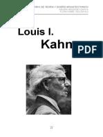 Informe SEMINARIO Luis Khan