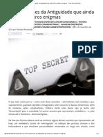 4 conspirações da Antiguidade que ainda são verdadeiros enigmas - Fatos Desconhecidos.pdf