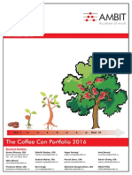 Ambit Capital - Strategy -Errclub the Coffee Can Portfolio 2016 (Thematic)