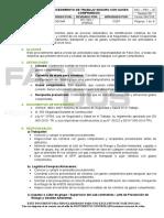 Sso - Pro - 020 - Procedimiento de Trabajo Seguro Con Gases Comprimidos