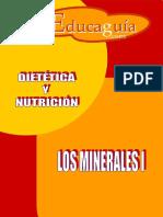 LOS MINERALES 1