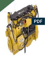 Motor Cat c7