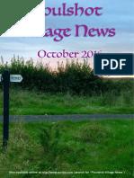 Poulshot Village News - October 2016