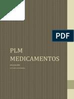 Actividad 8. Medicamentos en Plm