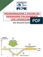 20130604-Ganzini-Programmazione e Stesura Del Programma Di Allenamento