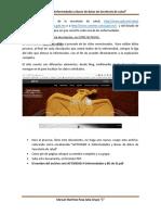ACTIVIDAD 4 Enfermedades y Base de Datos de Secretaria de Salud