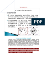 AUSTENITA Punto Expo