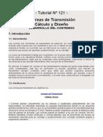 Tutorial Nº 121 Correas de Transmision Calculo y Diseño
