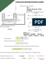 Diseño Desarenador Md 1