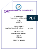 Tarea III Ppm Angelica Rosario de La Rosa