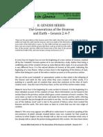 Genesis Study 8