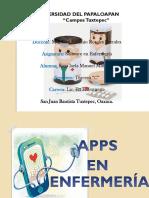 Actividad 5 APPS en Enfermería