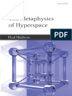 Hud Hudson - The Metaphysics of Hyperspace.pdf