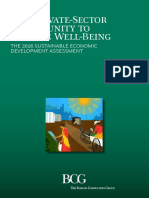 BCG the Private Sector Opportunity to Improve Well Being Jul 2016