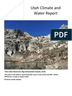 Climate and Water Report December 2016