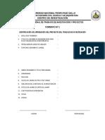 Formato de Informe de Ingenieria Para Titulacion