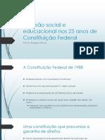 Aula - Constituição Federal