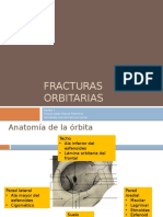 Fracturas orbitarias