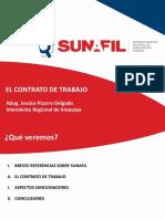 Los Contratos de Trabajo - Intendencia Regional de Arequipa