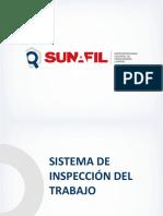"""""""El procedimiento inspectivo laboral"""" - Intendencia Regional de Arequipa"""