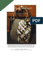 Clover Bag Pattern