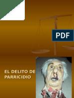 3. Parricidio