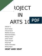 Arts Proj