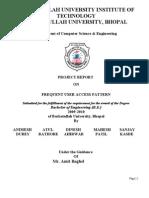 Major Project Report by Vikash Kumar