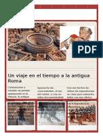 Proyecto para estudiar Roma