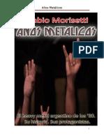 Libro Metal 80
