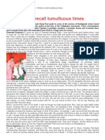 Boddapadu Women recall martyred husbands