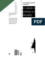 12.- La Evaluacion de Los Aprendizajes en El Debate Didactico Contemporaneo