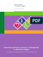 Educacion Pertinente e Inclusiva