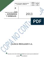 Manual de Siglas Abreviaturas Acronimos