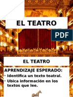Teatro Caracter i Sticas