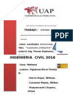albañilleria informe