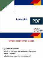 3a Los Aranceles