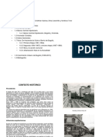 Contexto Histórico Barrio Niza