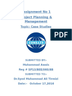 PPM case studies