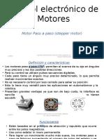 Control Electronico de Motores - Semana 02